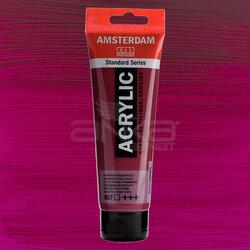 Amsterdam - Amsterdam Akrilik Boya 120ml 567 Permanent Red Violet