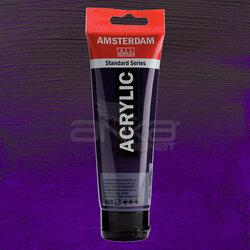 Amsterdam - Amsterdam Akrilik Boya 120ml 568 Permanent Blue Violet