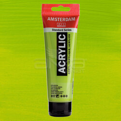 Amsterdam - Amsterdam Akrilik Boya 120ml 617 Yellowish Green