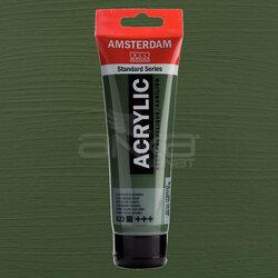 Amsterdam - Amsterdam Akrilik Boya 120ml 622 Olive Green Deep