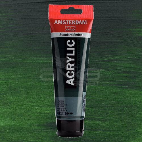 Amsterdam Akrilik Boya 120ml 623 Sap Green