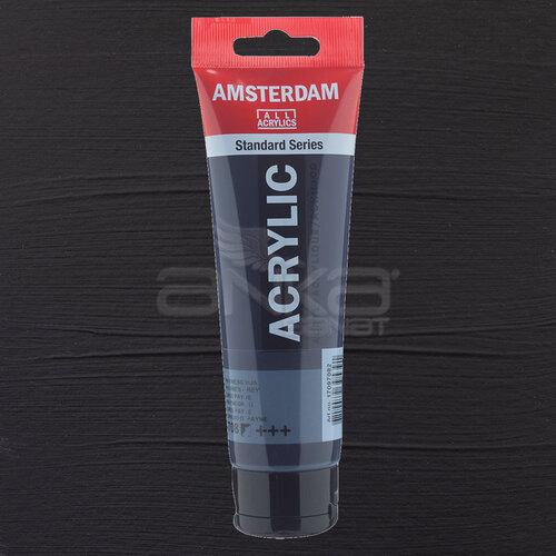 Amsterdam Akrilik Boya 120ml 708 Paynes Grey - 708 Paynes Grey