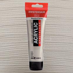 Amsterdam - Amsterdam Akrilik Boya 120ml 800 Silver