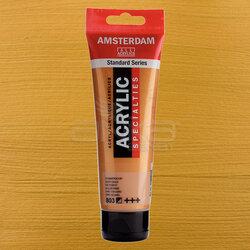 Amsterdam - Amsterdam Akrilik Boya 120ml 803 Deep Gold
