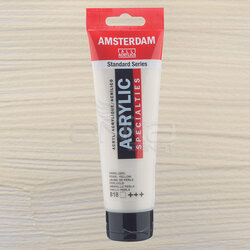 Amsterdam - Amsterdam Akrilik Boya 120ml 818 Pearl Yellow