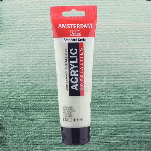 Amsterdam Akrilik Boya 120ml 822 Pearl Green - 822 Pearl Green
