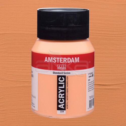 Amsterdam Akrilik Boya 500ml 224 Naples Yellow Red