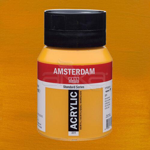 Amsterdam Akrilik Boya 500ml 231 Gold Ochre