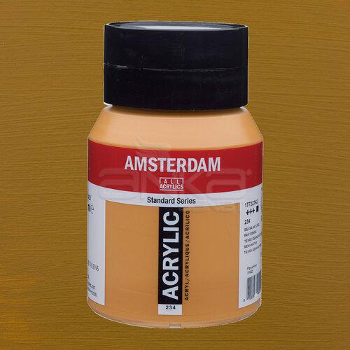 Amsterdam Akrilik Boya 500ml 234 Raw Sienna