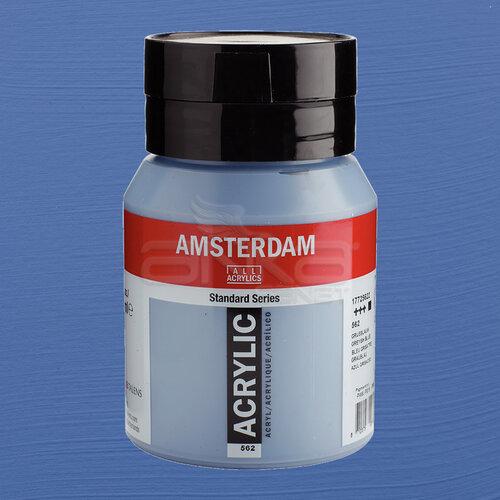 Amsterdam Akrilik Boya 500ml 562 Grey Blue