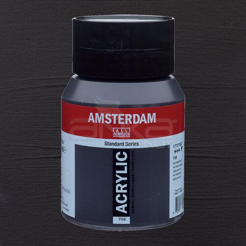 Amsterdam Akrilik Boya 500ml 708 Paynes Grey