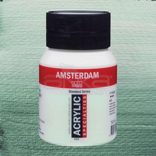 Amsterdam Akrilik Boya 500ml 822 Pearl Green