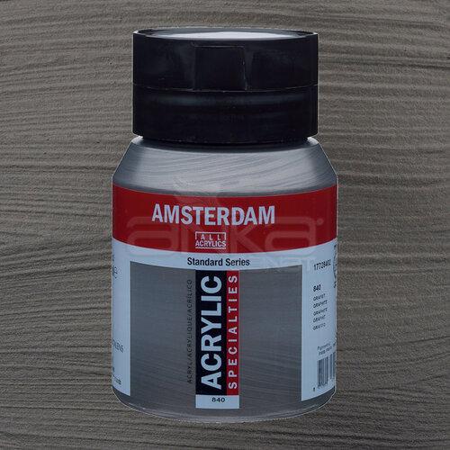 Amsterdam Akrilik Boya 500ml 840 Graphite