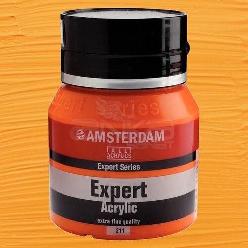 Amsterdam Expert Akrilik Boya 400ml 211 Cadmium Orange