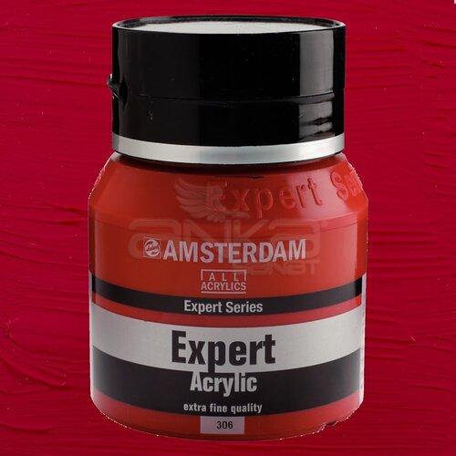 Amsterdam Expert Akrilik Boya 400ml 306 Cadmium Red Deep