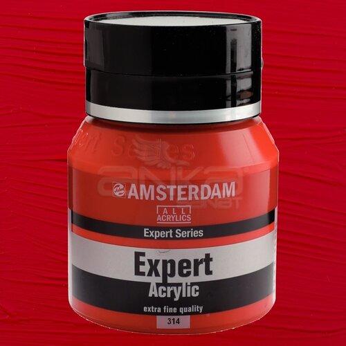 Amsterdam Expert Akrilik Boya 400ml 314 Cadmium Red Medium