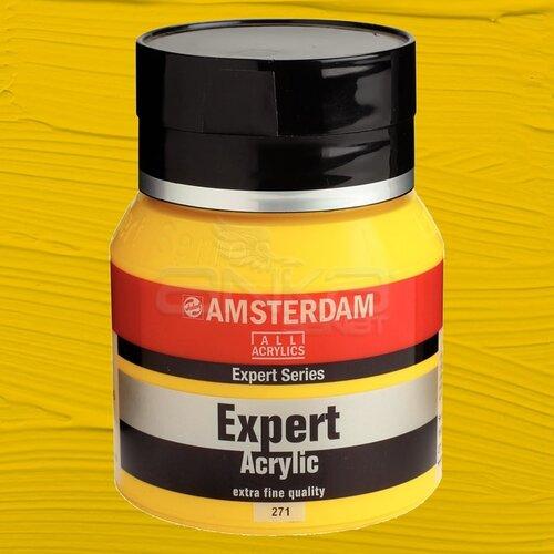 Amsterdam Expert Akrilik Boya 400ml 271 Cadmium Yellow Medium