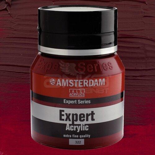 Amsterdam Expert Akrilik Boya 400ml 322 Carmine Deep