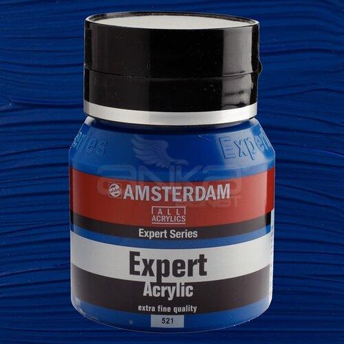 Amsterdam Expert Akrilik Boya 400ml 521 Indanthrene Blue Phthalo