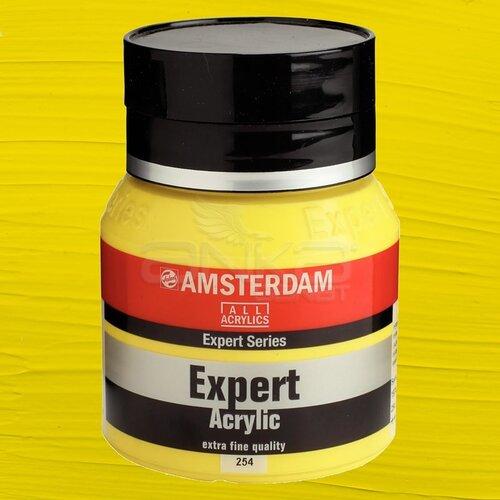 Amsterdam Expert Akrilik Boya 400ml 254 Permanent Lemon Yellow