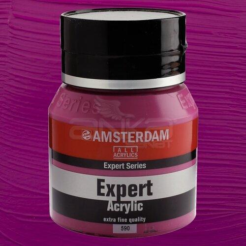 Amsterdam Expert Akrilik Boya 400ml 590 Permanent Red Violet Opaque