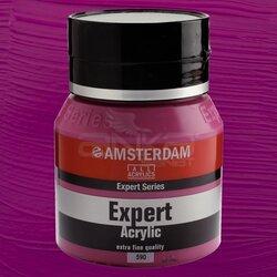 Amsterdam Expert Akrilik Boya 400ml 590 Permanent Red Violet Opaque - Thumbnail