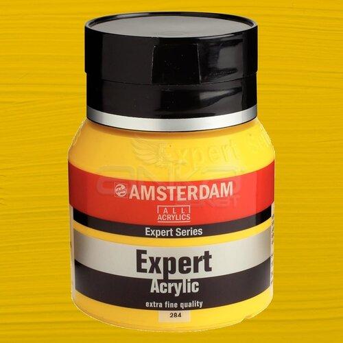 Amsterdam Expert Akrilik Boya 400ml 284 Permanent Yellow Medium