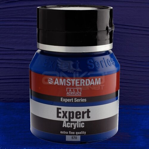Amsterdam Expert Akrilik Boya 400ml 570 Phthalo Blue