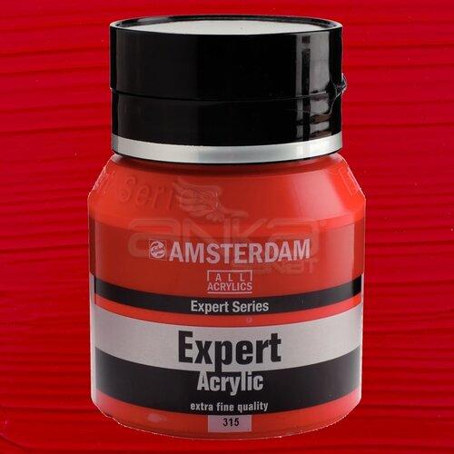 Amsterdam Expert Akrilik Boya 400ml 315 Pyrolle Red