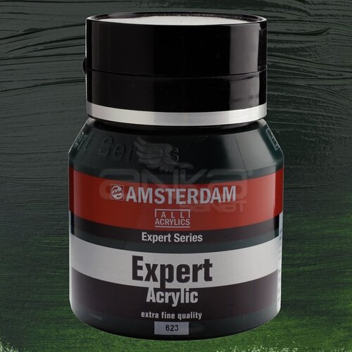 Amsterdam Expert Akrilik Boya 400ml 623 Sap Green