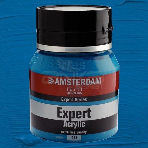 Amsterdam Expert Akrilik Boya 400ml 522 Turquoise Blue