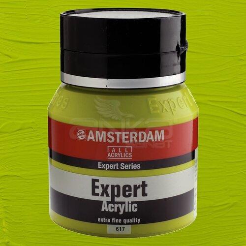 Amsterdam Expert Akrilik Boya 400ml 617 Yellowısh Green