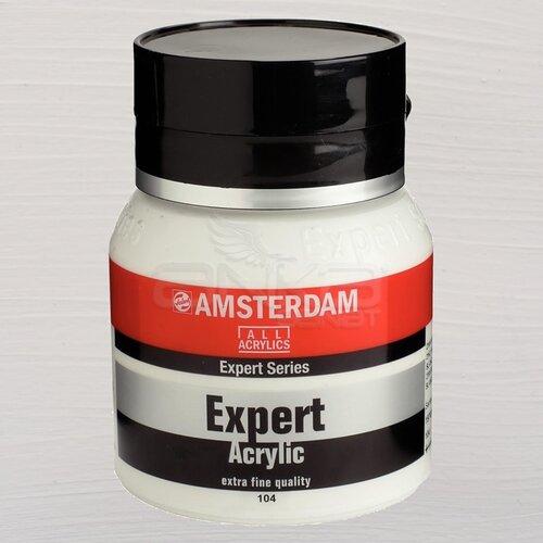 Amsterdam Expert Akrilik Boya 400ml 104 Zinc White