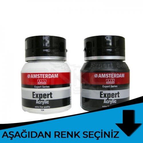 Amsterdam Expert Akrilik Boya 400ml Mavi Tonlar