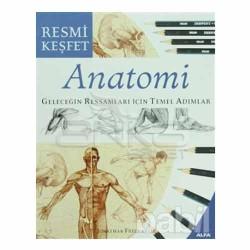 Anatomi Geleceğin Ressamları İçin Temel Adımlar (Resmi Keşfet) - Thumbnail
