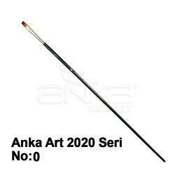 Anka Art - Anka Art Sentetik Fırça 2020 Seri (1)
