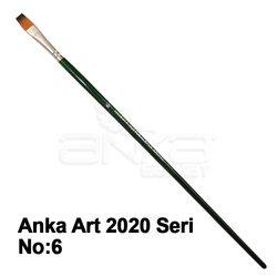 Anka Art Sentetik Fırça 2020 Seri - Thumbnail