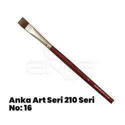 Anka Art - Anka Art Seri 210 Yağlı Boya Fırçası (1)