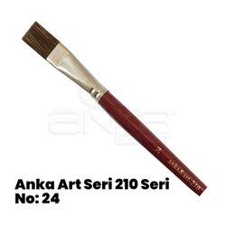 Anka Art Seri 210 Yağlı Boya Fırçası - Thumbnail