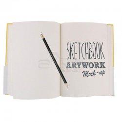Anka Art - Sketch Book Sert Kapak 120 Sayfa 19x26cm (1)