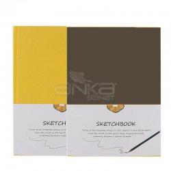 Anka Art - Sketch Book Sert Kapak 120 Sayfa 19x26cm