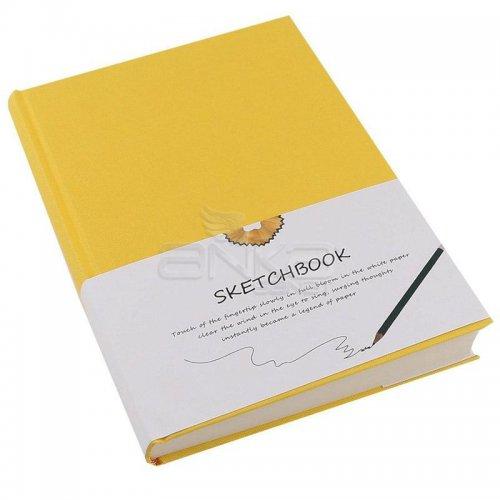 Sketch Book Sert Kapak 120 Sayfa 19x26cm