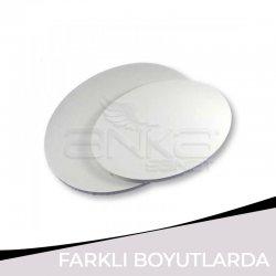 Anka Art - Anka Oval Tuval 12mm