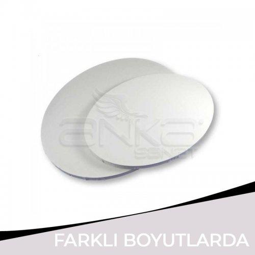 Anka Oval Tuval 12mm