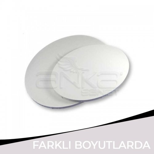 Anka Oval Tuval 12mm