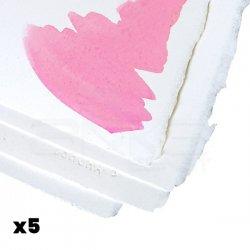 Arches Sulu Boya Tabaka Bright White 300g 56x76cm 5li Paket - Thumbnail