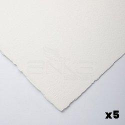 Arches Sulu Boya Tabaka Natural White 640g 56x76cm 5li Paket - Thumbnail