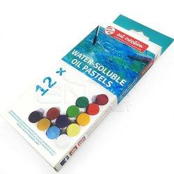 Art Creation - Talens Art Creation Water Soluble Oil Pastel 12li Kod:9112 (1)