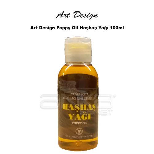 Art Design Poppy Oil Haşhaş Yağı 100ml
