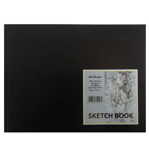 Art Design Sketch Book 130g 64 Yaprak